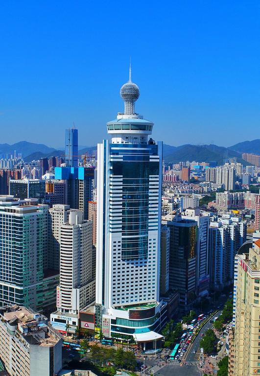 Shenzhen Panglin Hotel,Guomao Shopping Center in Shenzhen