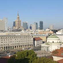 Sheraton Warsaw Hotel in Warsaw