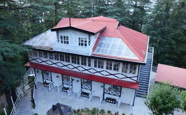 British Resort in Kandaghat