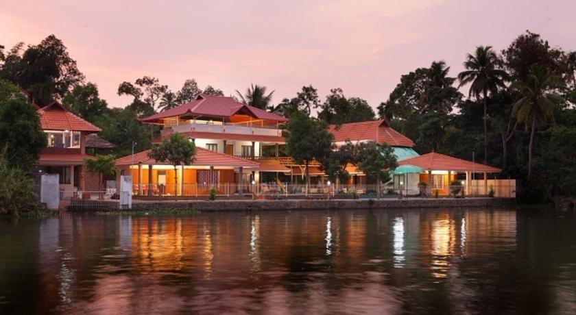 Shimpos Lake Bounty Resorts in Shertallai