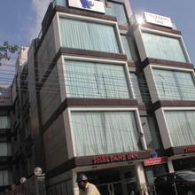 Shreyans Inn in New Delhi