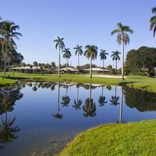 Shula's Hotel & Golf Club in Miami Lakes