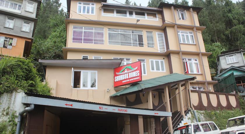 Hotel Shumbuk Homes in Rumtek