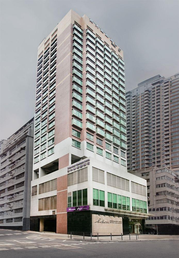 Silka West Kowloon Hotel in Hong Kong