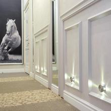 Silver Horse Boutique Hotel in Novosibirsk