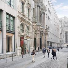 Sina The Gray in Milano