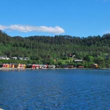 Sjøholt Camping in Sjoholt