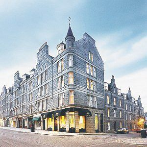 Skene House HotelSuites - Rosemount in Aberdeen