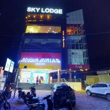 Sky Lodge in Kyatsandra