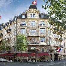 Small Luxury Hotel Ambassador Zurich in Zurich