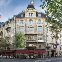 Small Luxury Hotel Ambassador Zurich in Zurich
