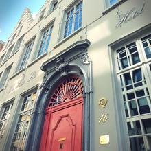 Small Luxury Hotel De Witte Lelie in Antwerp