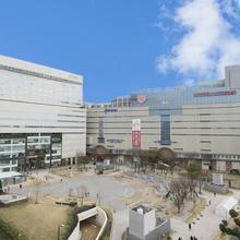 Solaria Nishitetsu Hotel in Fukuoka