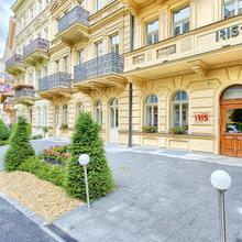 Spa Hotel Iris in Karlovy Vary