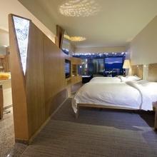 Sparkling Hill Wellness Hotel in Vernon