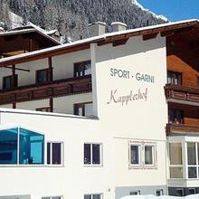 Sport Garni Kapplerhof in Sankt Anton Am Arlberg
