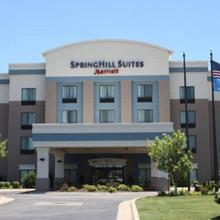 Springhill Suites By Marriott Oklahoma City Airport in Oklahoma City