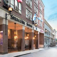 Springhill Suites By Marriott Vieux-montréal / Old Montreal in Montreal