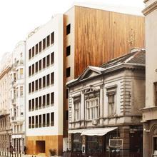 Square Nine Hotel Belgrade in Belgrade