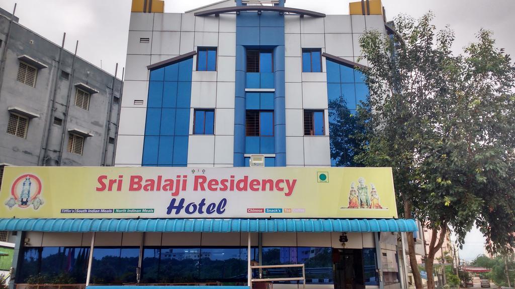 Sri balaji residency hotel in Tirupati