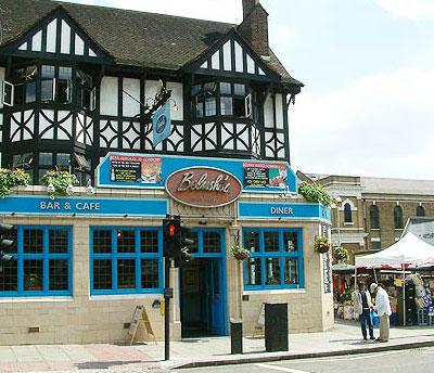St. Christopher's Inn - Camden in London