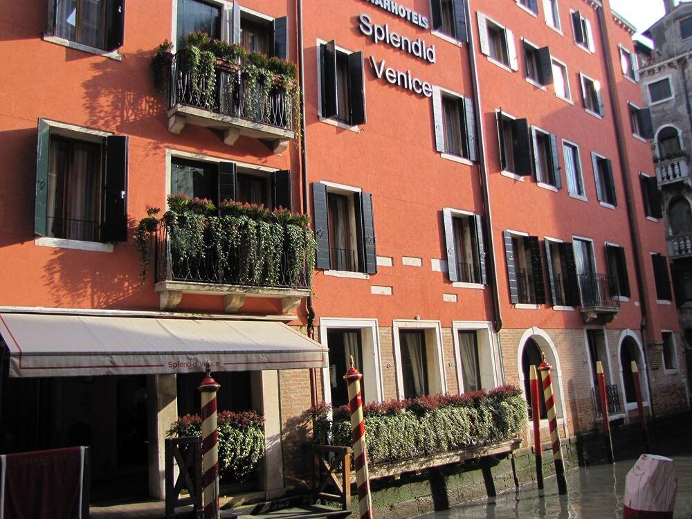 Starhotels Splendid Venice in Mestre
