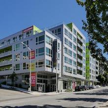 Stay Alfred On Elliott Avenue in Seattle