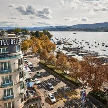 Steigenberger Hotel Bellerive Au Lac in Zurich