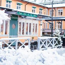 Stf Hotel Zinkensdamm in Stockholm
