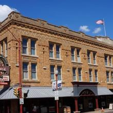 Stockyards Hotel in Fort Worth