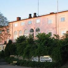 Stora Hotellet Markaryd in Putsered
