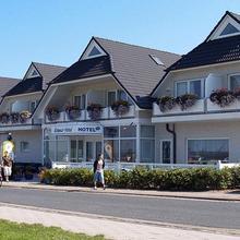 Strand-Hotel in Sande