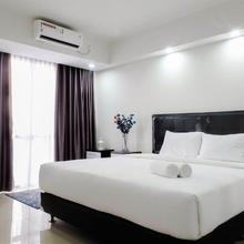 Suite Studio Room The H Residence Mt Haryono By Travelio in Jakarta