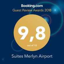 Suites Merlyn Airport in Alajuela