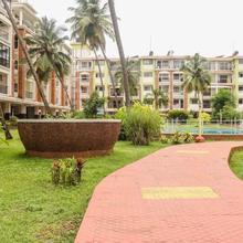 Sun & Sand Apartment in Candolim