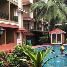 Sun-kissed Holidays, Goa. Blue in Candolim