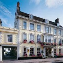 Swan Revived Hotel in Stony Stratford