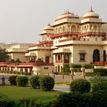 Taj Rambagh Palace in Jaipur