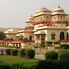 Taj Rambagh Palace in Adarshnagar
