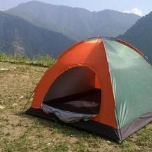 Tent Stay With A Hilly View In Nainital, By Guesthouser 41209 in Kota Bagh