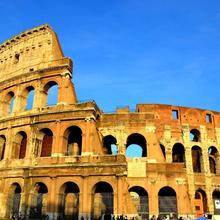 Termini Colosseum in Rome