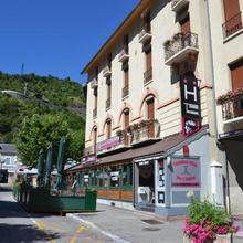 Terminus Hôtel Des 3 Vallées in Celliers