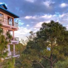 Terrace Retreat in Kasauli