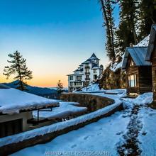 Tethys Ski Resort in Chail