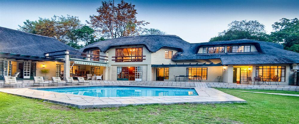 Thatchfoord Lodge in Johannesburg