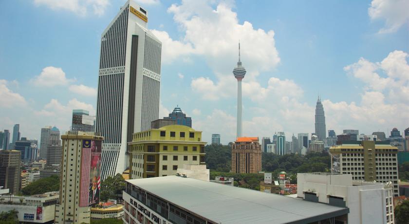 The 5 Elements Hotel in Kuala Lumpur