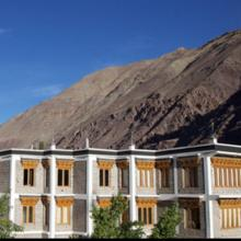 The Apricot Tree Hotel in Leh