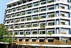 The Ashoka Hotel in Khantora