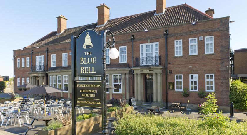 The Blue Bell Hotel in Stillington