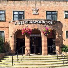 The Brocket Arms Wetherspoon in Burtonwood